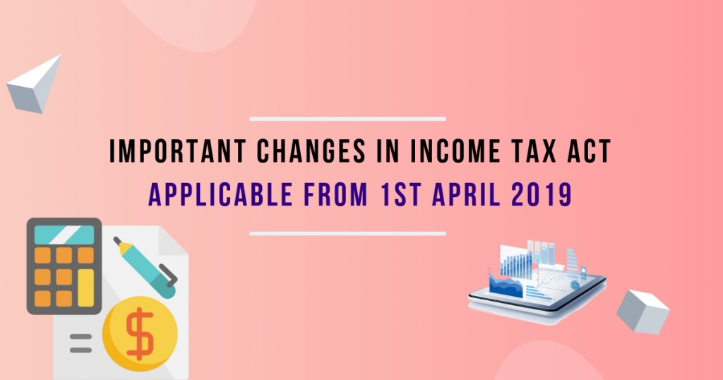 5 Key changes for the Real Estate industry in GST that will be effective from 1st April 2019